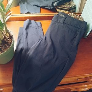 The Limited Signature Ankle Pants in Blue